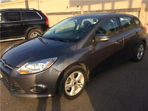 2013 Ford Focus Low Monthly Payments!! Bluetooth, Flex fuel