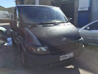 2000 Ford Transit, starts and drives well, MOT until February 2017, van located in Gravesend Kent, a