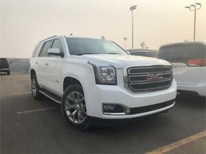 2018 GMC Yukon SLT,LEATHER,7 STR,DVD,LOADED,HITCH,B/T,$425 BW