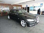2010 BMW 320D E90 MY11 Lifestyle Black 6 Speed Auto Steptronic Sedan Reynella Morphett Vale Area Preview