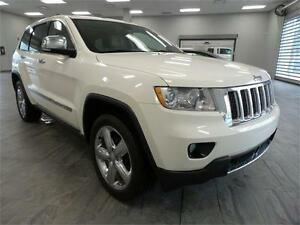 MUST SELL TODAY! 2011 JEEP GRAND CHEROKEE OVERLAND!