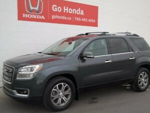 2013 GMC Acadia SLT1, LEATHER, AWD, NAVI, SUNROOF