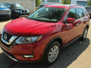 2018 Nissan Rogue SV 4dr All-wheel Drive