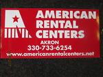 AMERICAN TOOL RENTAL- AKRON OHIO