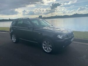 2009 BMW X3 XDRIVE30D M-SPORT Five Dock Canada Bay Area Preview