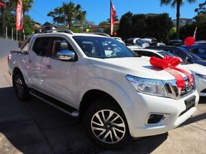 2019 Nissan Navara D23 S4 MY19 ST-X White 6 Speed Manual Utility Brookvale Manly Area Preview