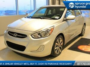 2017 Hyundai Accent SE, BLUETOOTH, HEATED SEATS SUNROOF