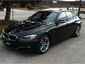 2012 BMW 328i SPORT PKG |BLUETOOTH|NO ACCIDENT|65,000KM|1 OWNER