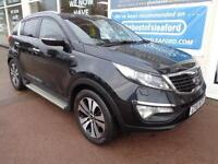 Kia Sportage 2.0 4x4 Nav/Pan Roof/Leather 2011 KX-3 Full S/H P/x