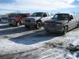 HUGE SALE ON 88-2005 CHEV AND GMC TRUCK PARTS BLOW OUT