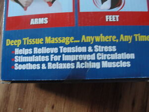 NEW cordless massager Peterborough Peterborough Area image 3