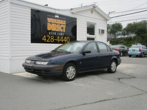 1999 Saturn Ion 1 SEDAN 5 SPEED 1.9 L