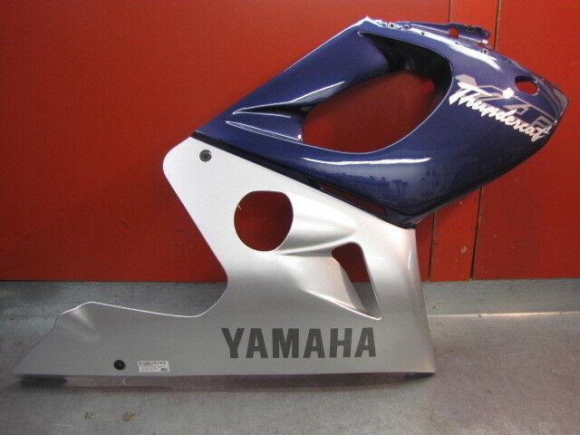 YAMAHA YZF600 THUNDERCAT RECHTER FLANK RH FAIRING COVER 4TV-W283V-B0-2X