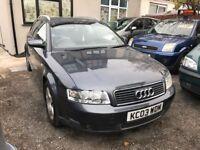 2003 Audi A4 Avant 2.0 Avant Multitronic 5dr, AUTOMATIC, CLEAN CAR