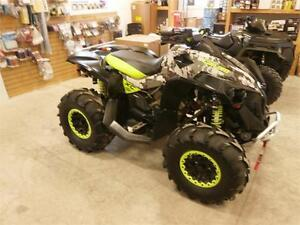 2015 CANAM RENEGADE 1000 XXC, 2100 KMS, LOADED W/EXTRA'S!$11295!