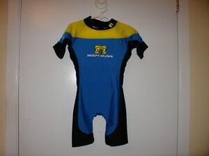 Body Glove foam-filled (chest) bathing suit