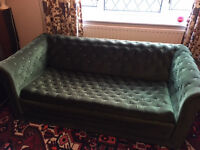 Chesterfield Sofa Bed. FREE!