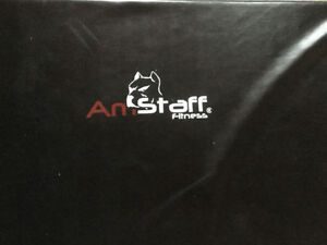 Am Staff Trifold Black Gym Mats Brand New Condition 4 left!