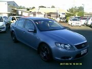 2008 Ford Falcon FG XT Silver 5 Speed Auto Seq Sportshift Sedan Coopers Plains Brisbane South West Preview