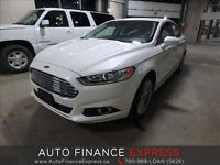 2014 Ford Fusion SE Approved @ 11.9 % any credit $ 231/biweekly
