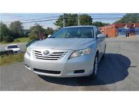 CAMRY WITH ONLY 78800 KM ONE OWNER , LIKE NEW !!!CLEAN CARPROOF