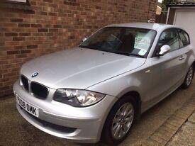 BMW 1 Series full service history £2995 ONO