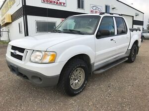 2003 Ford Explorer Sport Trac 4x4  LEATHER SUNROOF ONLY $6500