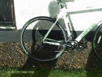 road bike for sale ,carrera vanquish never on the road