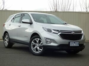 2019 Holden Equinox EQ MY18 LT FWD Silver 9 Speed Sports Automatic Wagon Sunbury Hume Area Preview