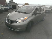 2014 Nissan Versa Note Note SV - Factory Warranty!