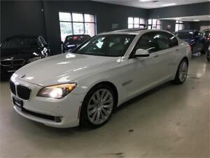 2009 BMW 7 Series 750i**SPORT PKG**DVD**HEADS UP**