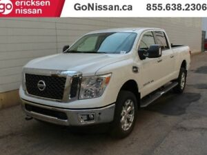 2018 Nissan Titan XD Towing mode, Backup camera, 4X4