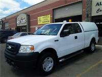 2007  FORD F150 - XL - EXTENDED - 4x4