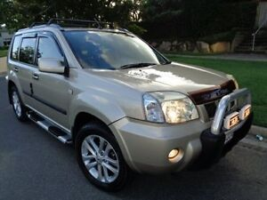 2006 Nissan X-Trail T30 MY06 ST-S 40th Anniversary (4x4) Gold Metallic 4 Speed Automatic Wagon Chermside Brisbane North East Preview