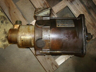 Yasnac Ugcmem-15-mc54 Hi Cup Servo Motor