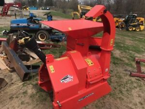 Wallenstein BXM42 Chipper Shreader