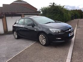 Vauxhall Astra Energy, 1 owner from new, full vauxhall service history.