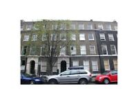 Studio flat in Doughty Street, Russell Square, Great Ormond Street, London, WC1N