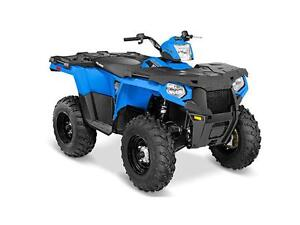 POLARIS SPORTSMAN 570 EPS VELOCITY BLUE 2016