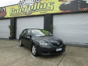 2005 Mazda 3 Blue 5 Speed Manual Hatchback O'Connor Fremantle Area Preview