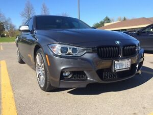 2015 BMW 335i X-Drive M sport! LOADED