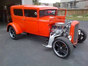 1931 model a ford street rod