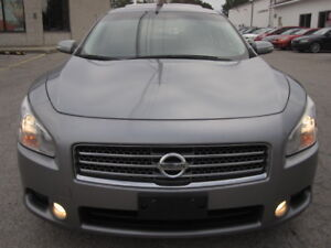 HIGHER KMs ! PRISTINE CONDITION !!! 2009 NISSAN MAXIMA S
