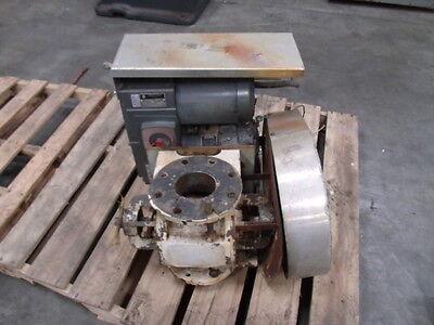 Rotary Air Lock Valve 4 - Mfgmodel Unknown