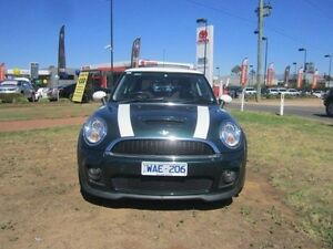 2007 Mini Cooper R56 S Chilli Green 6 Speed Manual Hatchback Melton Melton Area Preview