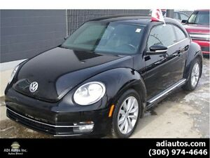 2013 Volkswagen Beetle TDI Coupe Highline