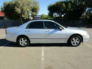 2005 Mitsubishi Magna TW Series II ES (LPG) 4 Speed Auto Sports Mode Sedan Clearview Port Adelaide Area Preview