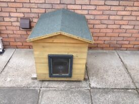 Dog Kennel Used