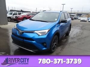 2016 Toyota RAV4 AWD SE Navigation (GPS),  Leather,  Heated Seat