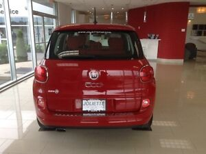 2015 FIAT 500L POP ROUGE UCONNECT A/C
